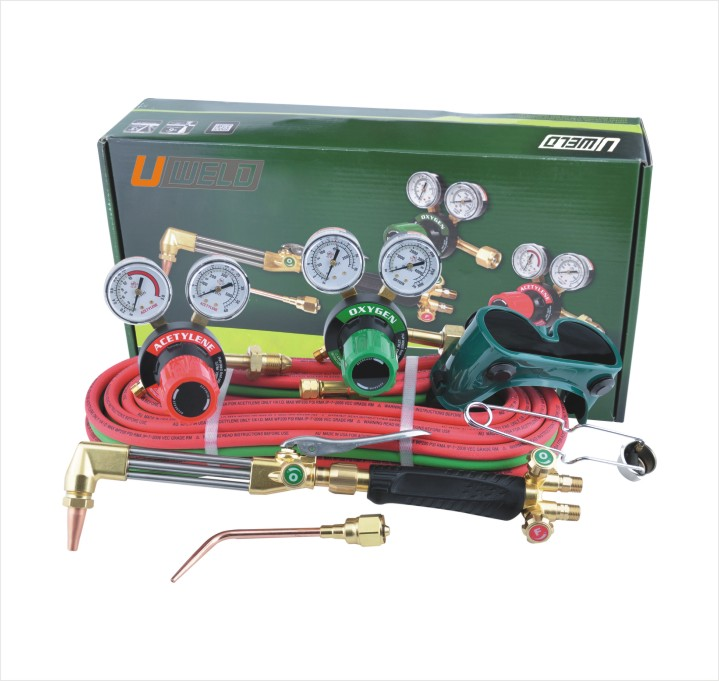 Portable Heavy Duty Gas Cutting Welding Outfit