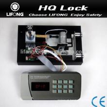 Eletrônica digital seguro de uma fechadura para cofre metal