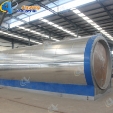 Big Capacity Automatic Plastic Oil Refining Plant