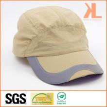 Capuchon en casque de polyester Taslon avec ruban réfléchissant sur le sommet
