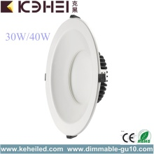 LED Downlights 40W 10 tums husbelysning