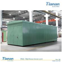 30кВА-2500кВА пакетная подстанция комбинированная подстанция компактная подстанция (ZBW1-12)