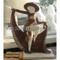 Escultura de piedra tallada escultura estatua de mármol con arenisca de granito (SY-C1084)