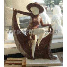 Stein Marmor Carving Skulptur Statue für Garten Dekoration (SY-C1171)