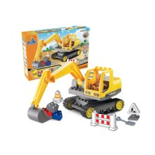 China for Kids Building Toys Construction Engineering Toys for Kid supply to Spain Exporter
