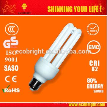 Alta calidad precio bajo 3U ahorro de energía lámpara bombilla 12mm 8000H CE calidad