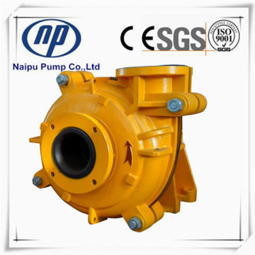 Shijiazhuang Customizable Acid Resistant Rubber Lined Slurry Pump