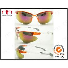 Специальные бабочки дизайн дамы спортивные солнцезащитные очки (LX9879)