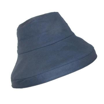 Wide Brim Fashion Ladies Cotton Bucket Floppy Hat