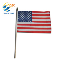 Venda direta da fábrica de alta qualidade personalizado vários a bandeira americana