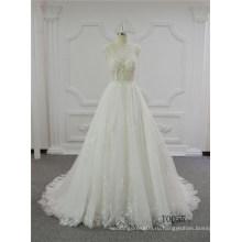 Сексуальная Бальное Платье Свадебные Платья Свадебные Платья Кружева Свадебное Платье 2017 Для Новобрачных