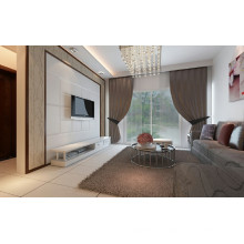 Panel de techo de PVC interior y panel de pared