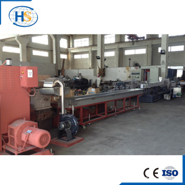 Tse-65 Twin Screw Pelletizing Unit for Filling Masterbatch