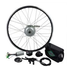 China CE 250W hub motor LCD or LED display fast selling electric bicycle conversion kit