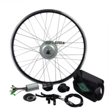China CE 250 W motor do cubo LCD ou display LED rápido vendendo kit de conversão de bicicleta elétrica