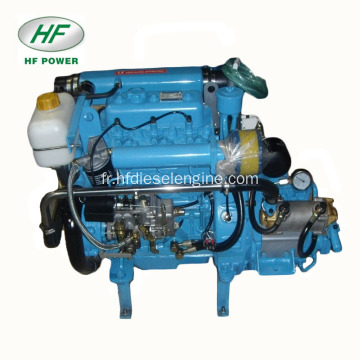 Moteur diesel marin 3 cylindres HF-385H 30hp