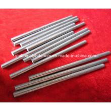 Barres et barres de tungstène de haute pureté