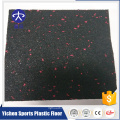Professional EPDM Sparkled Gym Rubber Flooring