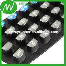 Universelle Verwendung Hochwertige leitfähige Gummi-Tastatur