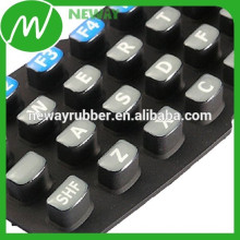 Universal Use High Quality Conductive Rubber Keypad