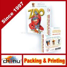 Zoo Animal Standard Cartes à jouer pour les enfants (430204)