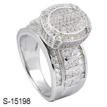 Alta qualidade 925 anel de jóias de prata esterlina