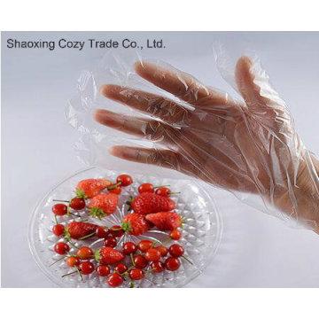Продовольственная продукция Пластиковые перчатки PE