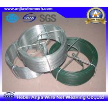 PVC-beschichteter verzinkter Draht (CE, SGS, ISO)