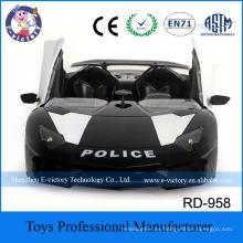 Rc Police Car Emulator Radio Control Racing Car