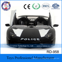 Rc Police Car Emulator Radio Control Racing Car
