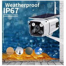 4G Camera 12V 2MP Solar Camera