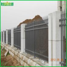 Australie clôture en acier au zinc pour l'extérieur