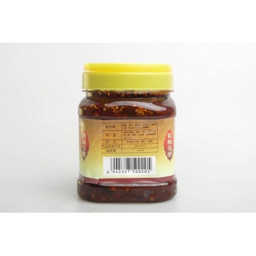 Little swan Red Oil chili sauce