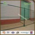 Hecho en China Seguridad soldada cerca del panel / cerca de alambre