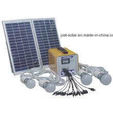 Sistema de energía solar Original de fábrica 10W con el mejor precio