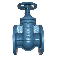 DIN3352 F4 Flanged Metal Seated Gate Valve, Non Rising Stem