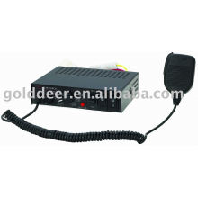 Grande poder polícia sirenes electrónicas (CJB - 100CD)