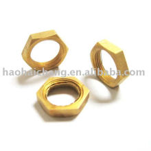 Nueces especiales Hexagonales torneadas