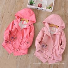 Kinder Kleidung Mantel für Kinder Mädchen niedlichen Baby Mädchen Mantel weißen Mantel für Kinder