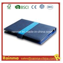 Cuaderno organizador de agenda de cuero para regalo de negocios2