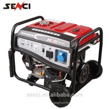 5 Kva Power Generador de arranque eléctrico de CA con bajas RPM
