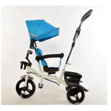 Многофункциональный трицикл для детей