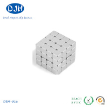 Strong Block NdFeB Magnets Standard N35 Grade Supply