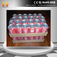 OEM PE Film rétractable pour la bouteille d'emballage Fabriqué en Chine