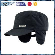 Fábrica de diseño especial popular ganchillo de punto de invierno sombrero de China al por mayor