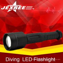 La vente directe de lampe à LED télescopique CRE E XM-L2 lampe torche à LED