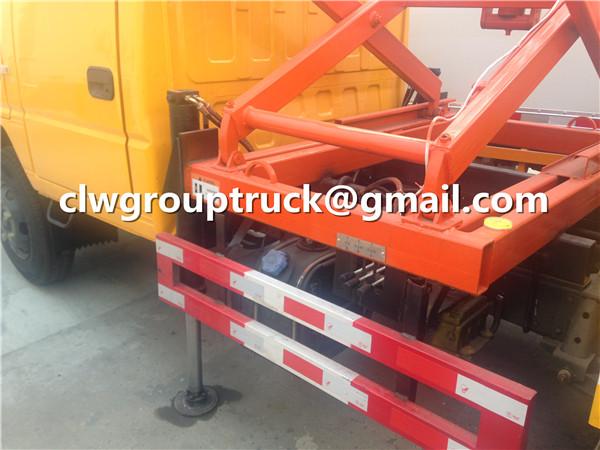Aerial Platform Truck Details