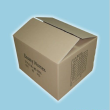 Customized shipping corrugated packaging