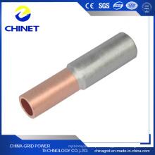 Tubos de conexión tipo bimetal Gtl utilizados para accesorios de cables