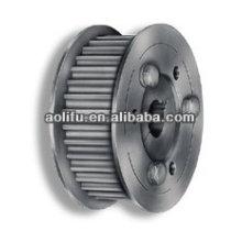 Industrial de alumínio Motor Timing Polias